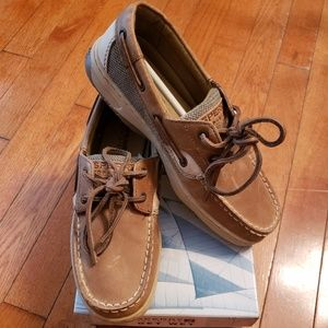 Girls sz 3 Sperry Topsider Shoe